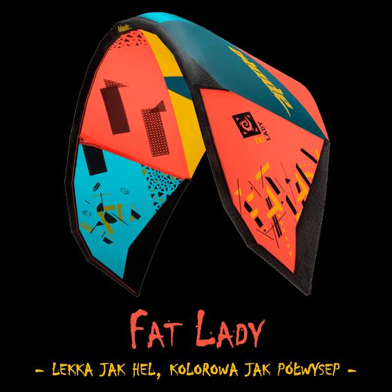 Blade Fat Lady - 4 - czwarta generacja - widok 3D