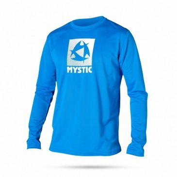 Lycra Mystic Quickdry Star LongSleeve - blue