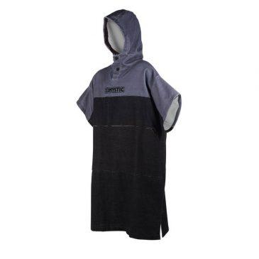 Poncho Mystic 2019 - Black-Grey