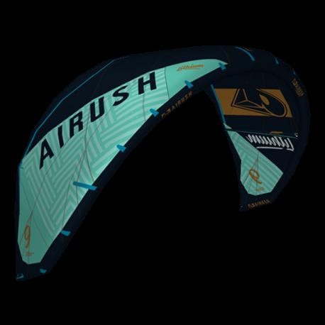 Latawiec Airush Lithium Core V10 2019 - reefer-blue - niebieski