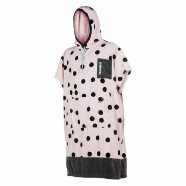 Poncho Mystic - Junior - allover pink