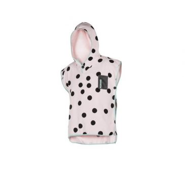 Poncho Mystic - Kids - allover pink