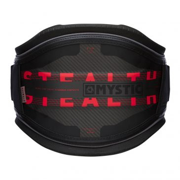 Trapez Kite Mystic Stealth - Black-Red