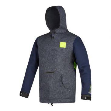 Bluza neoprenowa Mystic Voltage Sweat - Navy-Lime