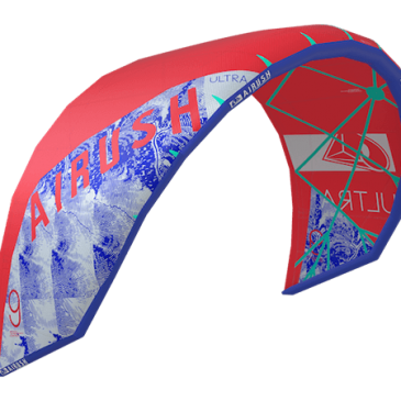 Airush Ultra V1 - czerwony - red
