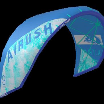 Airush Ultra 2017 - niebieski - blue