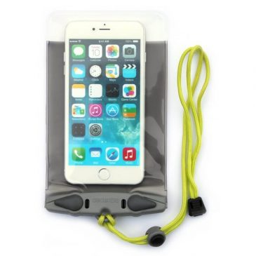 Pokrowiec etui wodoodporne na telefon iPhone - Aquapac Plus - 358 - front