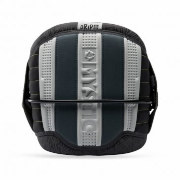 Trapez do kitesurfingu Mystic Drip - black-grey