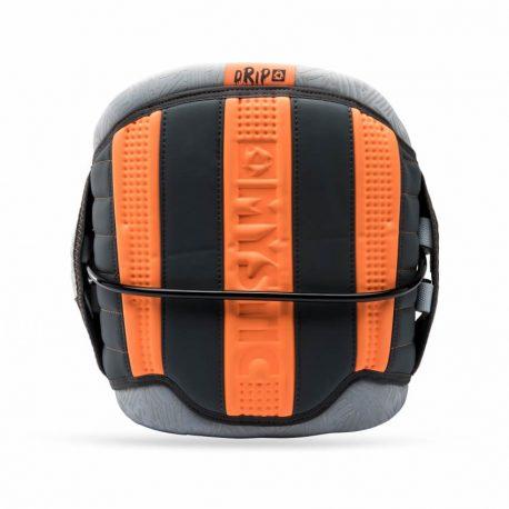 Trapez do kitesurfingu Mystic Drip - orange-grey