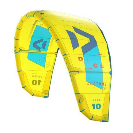 Latawiec Duotone Dice 2020 -CC6- yellow - żółty