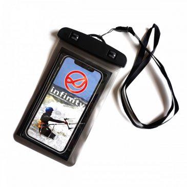 AquaPack Infinity - Dry pocket - wodoszczelny pokrowiec na telefon