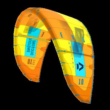 Duotone Evo 2019 - DTK - CC3 - żółty