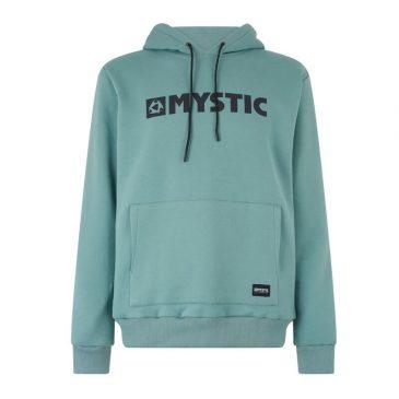 Bluza Mystic Brand Hood Sweat - Ocean Green - zielony