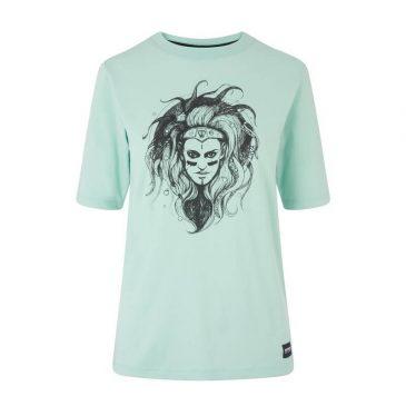 Koszulka Mystic t-shirt - Diva Tee - błękitny