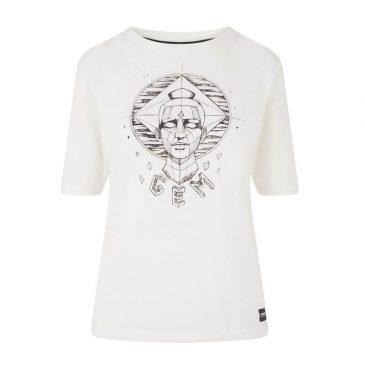 Koszulka Mystic t-shirt - Gem Tee - biały