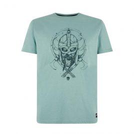 Koszulka Mystic t-shirt - Warrior Tee - błękitny