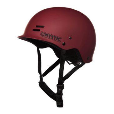Kask Mystic Predator Helmet 2018 - Dark Red
