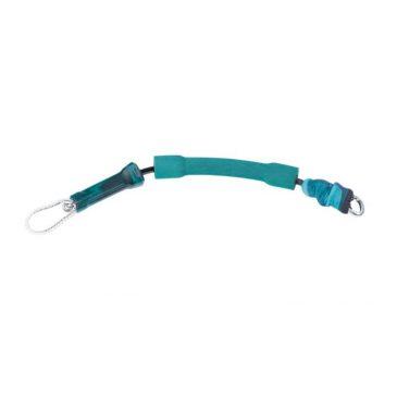 Leash ION krótki - niebieski