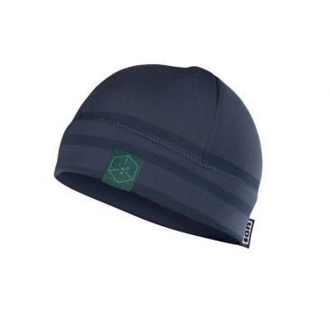 Czapka neoprenowa ION Logo Beanie - slate blue - granatowa