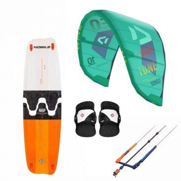 Zestaw do kitesurfingu - Duotone Evo-Neo-Dice