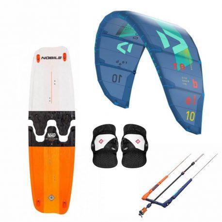 Zestaw do kitesurfingu - Duotone Rebel