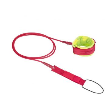 Leash do deski ION Surfboard Tec Red