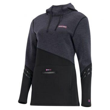 Bluza neoprenowa Prolimit Pure Girl Hoodie - Black-Pink