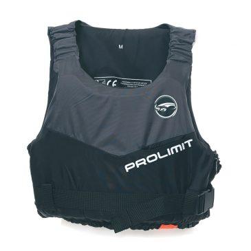 Kamizelka asekuracyjna Prolimit Floating Vest Dinghy - Black-grey