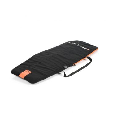 Pokrowiec na deskę twintip Prolimit BB Twintip Sport - Black-Orange