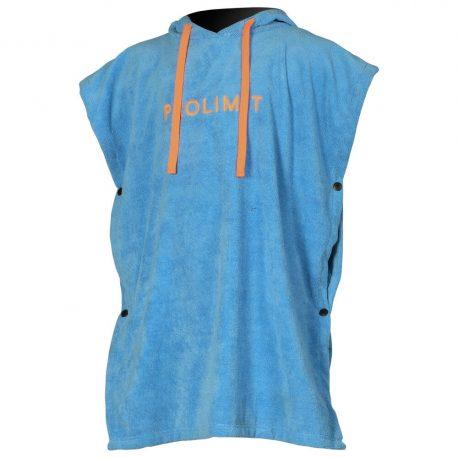 Poncho do przebierania Prolimit Kids-Junior Alloy Blue-Orange