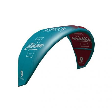 Airush Lithium Core 2020 - Red-Teal