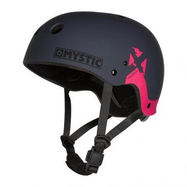 Kask do kitesurfingu Mystic MK8X - Phantom Grey - lewa