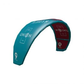 Latawiec Airush Union v5 - 2020 - Red-Teal