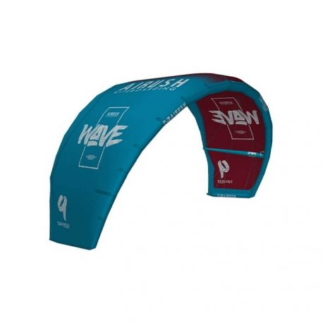 Latawiec Airush Wave v9 - 2020 - Red-Teal