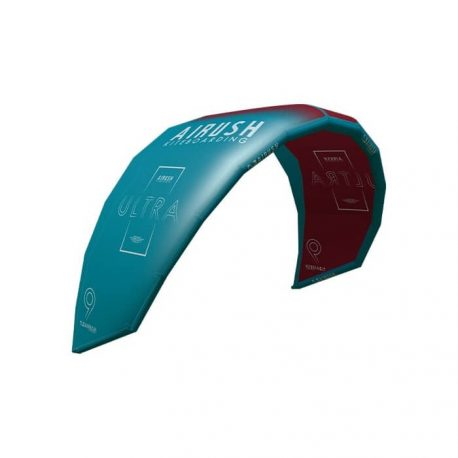 Latawiec jednotubowy Airush Ultra v3 - 2020 - Red-Teal