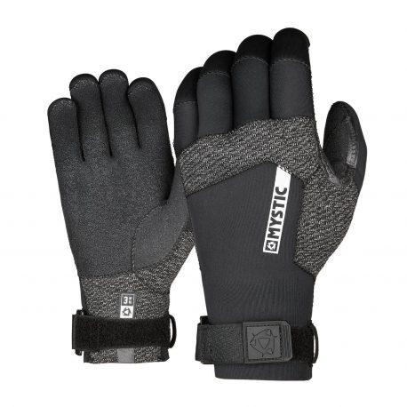 Rękawiczki neoprenowe Mystic Marshall - 5-finger precurved - 3mm