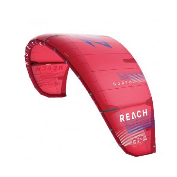 Latawiec North Reach 2021 - Red - czerwony