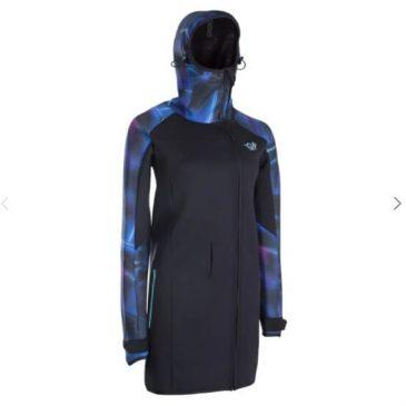 Płaszcz neoprenowy ION Cosy Coat Core - Black-Capsule