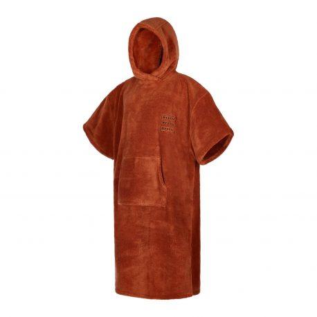 Poncho Mystic Teddy - Rusty Red